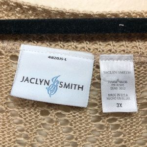 Jaclyn Smith Sweaters - Jaclyn Smith Sweater Top in a 3X